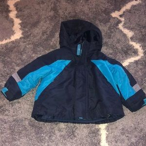18 month 2 in 1 winter jacket